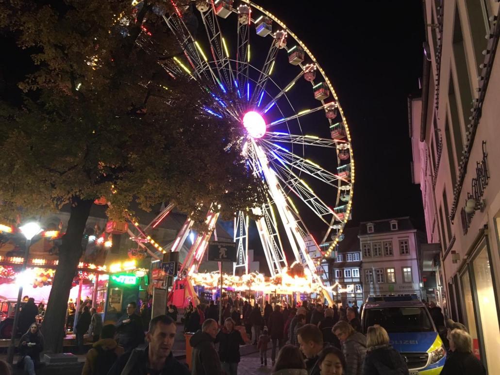 Altstadt Kirmes Soest